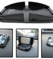 Csúszásmentes autós univerzális telefontartó műszerfalra