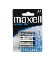 Ceruza elem AA - LR6 Alkaline - 1,5 V 4 db/bliszter