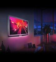 """LED szalag TV háttérvilágítás - 24-60"""""""