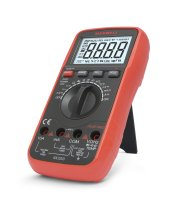 Digitális multiméter (TRUE RMS) hőmérséklet méréssel, átalakítóval