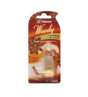 Illatosító Paloma Woody Oriental Spice 4,5 ml
