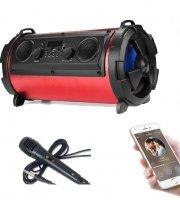 Super Bass - Karaoke hangszóró mikrofonnal