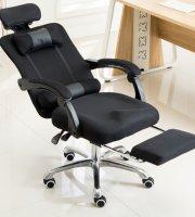 Elnöki szék, fekete