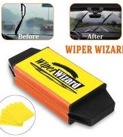 Wiper Wizard - Mágikus ablaktörlő tisztító/élező készlet