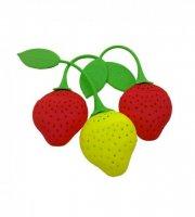 Teafilter szilikon gyümölcs
