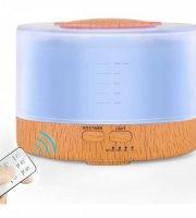 LED-es aromaterápiás Ultrahangos ködkészítő