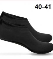 Vizicipő, tengeri cipő, úszócipő, fürdő cipő 40-41 Fekete