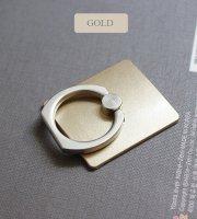 Telefon gyűrű, szelfi gyűrű, telefontartó gyűrű Arany