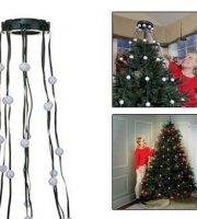 Tree Lights Power - Karácsonyfa füzér, 16 féle állítható színnel
