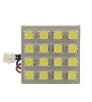 Autós LED - CLD314 - 35 x 35 mm (W5W, C5W, BA9S) - 320 lm - can-bus - SMD - 3W - 12V