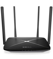 """Router, 867/300 Mbps, dual band, gigabit, AC1200 MERCUSYS """"AC12G"""""""
