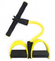 Fitness erősítő kötél sárga