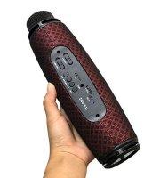 Vezeték nélküli bluetooth karaoke mikrofon beépített hangszóróval