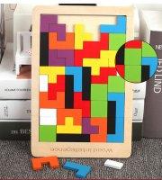 Fa kirakó, Fa Tetris